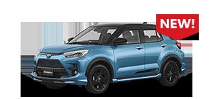 Toyota New Raize